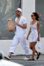 Zoe Kravitz - Out in New York 07/27/2021