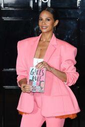 "Alesha Dixon - ""Girls Rule Book"" Photocall in London 08/18/2021"
