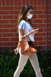 Alessandra Ambrosio - Out in Los Angeles 08/26/2021