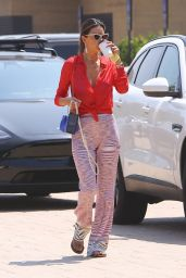 Alessandra Ambrosio - Out in Malibu 08/15/2021