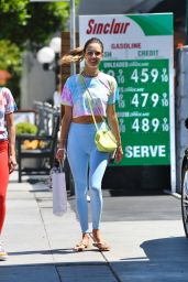 Alessandra Ambrosio - Shopping in Beverly Hills 08/27/2021