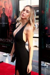 """Alexis Ren – """"Reminisicence"""" Premiere in Hollywood"""