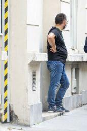 "Alicia Vikander - ""Irma Vep"" Filming Set in Paris 08/05/2021"