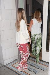 Amanda Holden - Out in London 08/28/2021