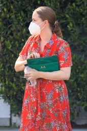 Amy Adams - Out in Beverly Hills 08/12/2021
