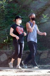 Amy Adams - Out in Los Feliz 08/30/2021