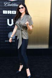 """Ana Barbara – """"Respect"""" Premiere in LA"""