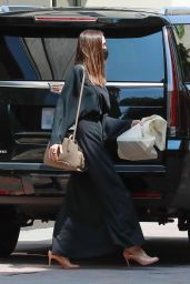 Angelina Jolie - Leaves an Office Building in Beverly Hills 08/23/2021