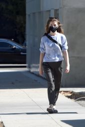 Anna Kendrick - Out in Los Angeles 07/29/2021