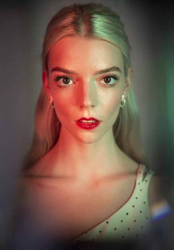Anya Taylor-Joy - Photoshoot for LA Times August 2021