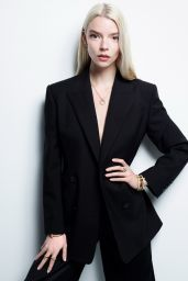 Anya Taylor-Joy - Tiffany T1 Give Me The T 2021 Campaign (more photos)