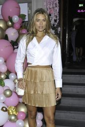 Arabella Chi – ISAWITFIRST Love Island Party in Manchester 08/21/2021