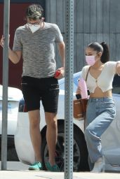Ariana Grande - Out in Los Angeles 08/13/2021