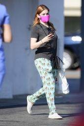 Ariel Winter - Out in Los Angeles 08/12/2021