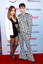 """Ashley Benson – 2021 Outfest Los Angeles LGBTQ Film Festival Opening Night Premiere Of """"Everybody's Talking About Jamie"""""""