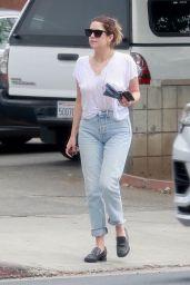 Ashley Benson - Out in Los Feliz 08/21/2021
