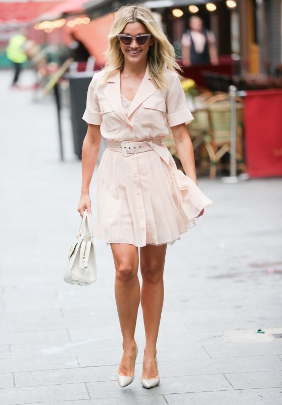 Ashley Roberts - Out in London 08/31/2021