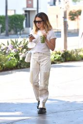 Ashley Tisdale - Out in Los Angeles 08/09/2021