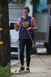 Ava Phillippe - Out in Santa Monica 04/08/2021