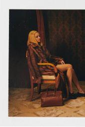 Barbara Palvin and Dylan Sprouse as Margot & Richie Tenenbaum - Vanity Fair August 2021