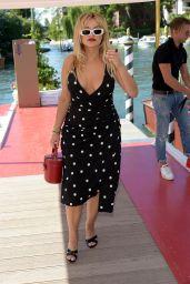 Bebe Rexha - Dolce & Gabbana Event in Venice 08/28/2021