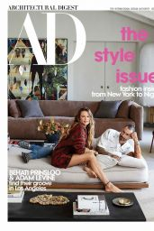 Behati Prinsloo - Architectural Digest August 2021