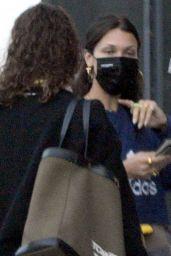 Bella Hadid - Catching a Private Jet - Ibiza 08/15/2021