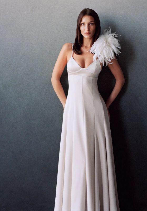 Bella Hadid – Vogue US September 2021