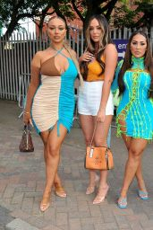 Bethan Kershaw, Charlotte Crosby, Sophie Kaseai and Chloe Ferry - Nauge Brunch Party in Manchester 08/29/2021