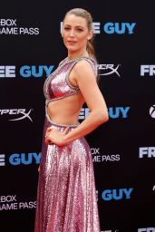 """Blake Lively - """"Free Guy"""" Premiere in NYC"""