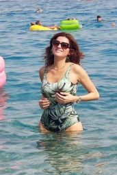 Blanca Blanco in a Swimsuit in Catanzaro, Italy 08/02/2021