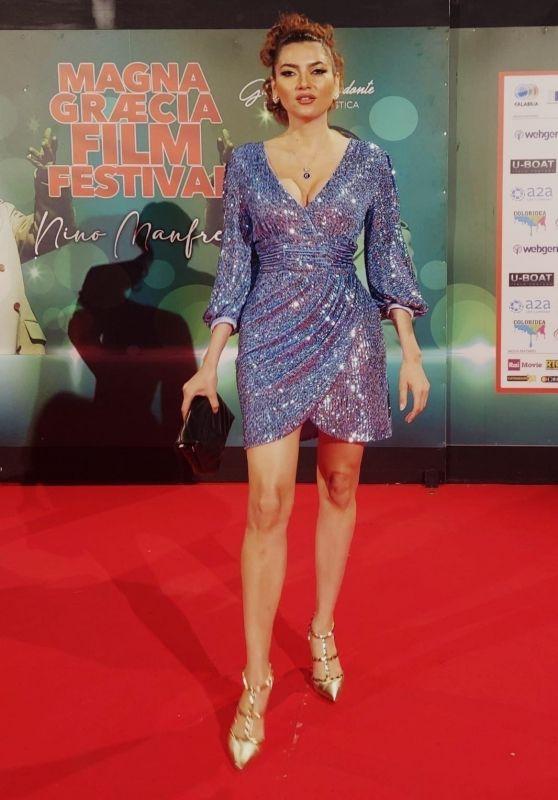 Blanca Blanco - Magna Graecia Film Festival in Catanzaro 08/03/2021