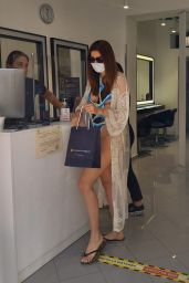 Blanca Blanco - Out in Caminia 08/07/2021