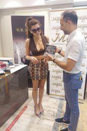 Blanca Blanco - Shops Diamonds at Gioielleria Megna Srl in Catanzaro 08/09/2021
