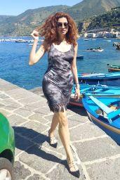 Blanca Blanco - Vacation in Italy 08/11/2021