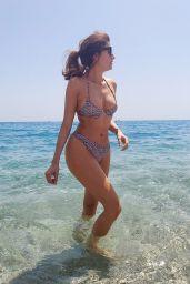 Blanca Blanco - Vacationing in Cantazaro, Italy 07/31/2021