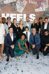 "Bonnie Somerville - ""Heels"" TV Series Premiere in Los Angeles"