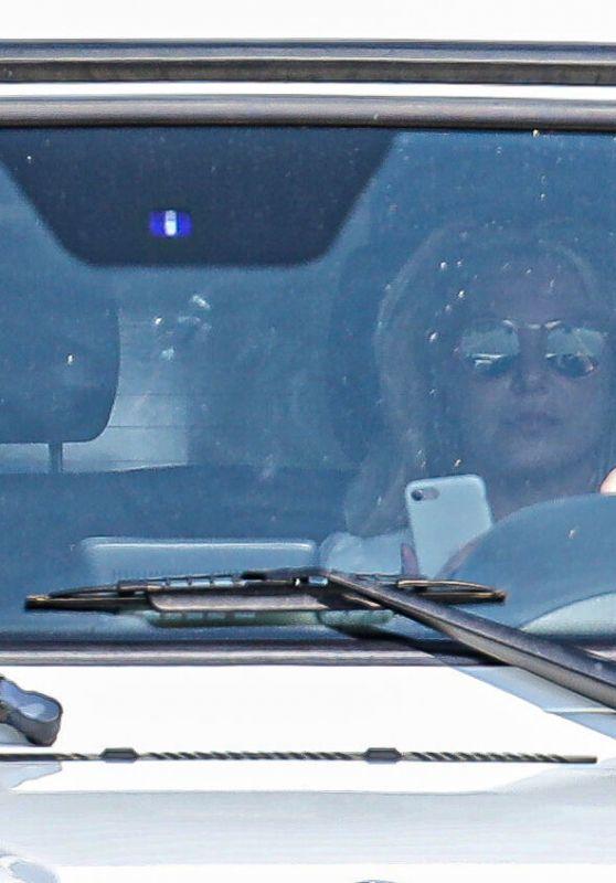 Britney Spears - Calabasas 08/21/2021