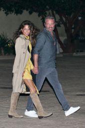 Brooke Burke Night Out at Nobu in Malibu 08/16/2021