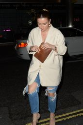 Brooke Vincent - Night Out in Manchester 08/14/2021