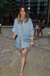 Brooke Vincent Night Out Style - Manchester 07/31/2021