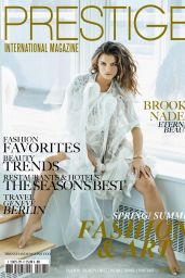 Brooks Nader - Prestige Magazine Summer 2021 Issue
