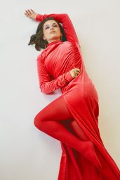 Cailee Spaeny - Glass Magazine August 2021 Photos