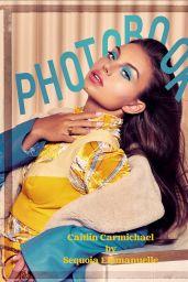 Caitlin Carmichael - Photoshoot for PhotoBook Magazine August 2021