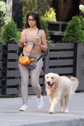 Camila Cabello - Walking Her Dog in Toronto 08/13/2021