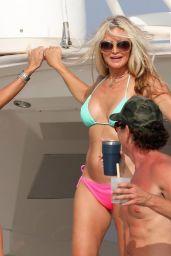 Caprice Bourret in a Bikini - Formentera 08/19/2021