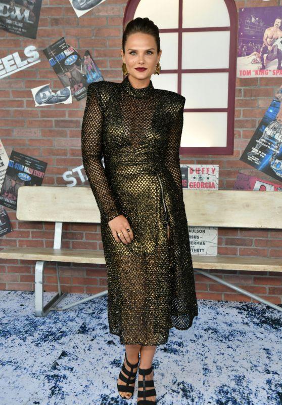 "Cassandra Jean - ""Heels"" TV Series Premiere in Los Angeles"