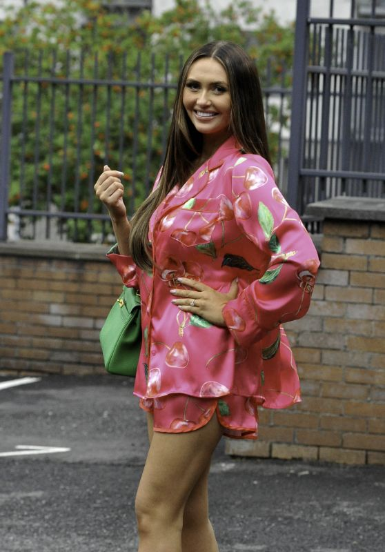 Charlotte Dawson - Out in Manchester 08/19/2021