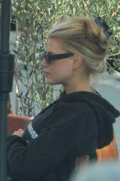 Charlotte McKinney at Mauro