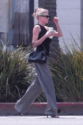 Charlotte McKinney - Out in Beverly Hills 08/23/2021